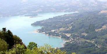 The Lake (Aiguebelette)
